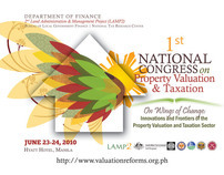 Valuation Congress Event Branding