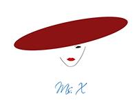 Logo Ms. X