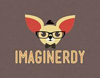 Imaginerdy | Brand Identity