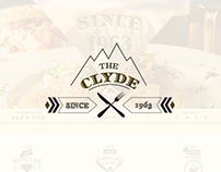 Clyde - Restaurant PSD Template (Freebie)