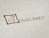 Snake Ranch  Logo Design
