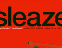 Sleazenation: Cover Concepts 2000.