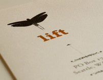 Lift Design / Identity + Stationary