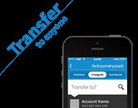 AXA Hungary // mobile app
