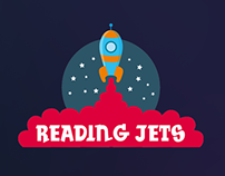 Reading Jets iPad App