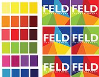 FELD Entertainment Logo Development