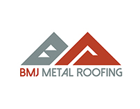 BMJ Metal Roofing logo for Aussie Client