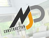MJD Construction Web site