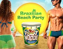 Pot Noodle Brazilian BBQ