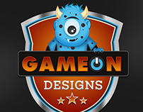 GAME ON Designs