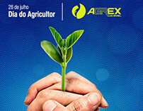 Dia do Agricultor - Agrex do Brasil