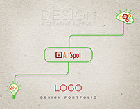 ARTSPOT - Logo design portfolio