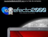 Efecto2000 Newsletters