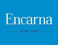 Encarna Free Font