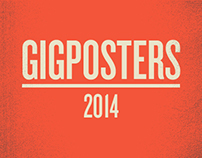 GIGPOSTERS 2014