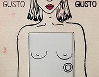 Gusto Giusto - motion graphic