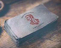 Don Rolando - Hombres de Tradición - Branding & Logo