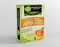 Dried Fruit Packaging Designs