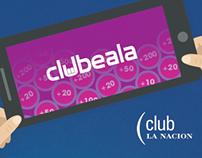 Clubeala de Club La Nación / Spot animado