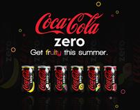 Coca-Cola Zero Summer