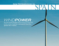 New Technologies in Spain brochure - Wind Power