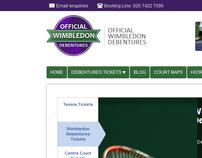 Official Wimbledon Debentures