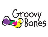 Groovy Bones Logo and E-commerce Website