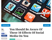10 Effects Social Media Has On You