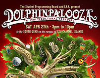 Dolphinpalooza Multicultural Festival-  CSUCI Event
