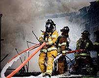 Werving vrijwilliger Brandweer