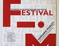 Harvard Film Festival Poster