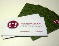 Mark McClain Identity