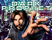 Dark Prophet Preview Comic