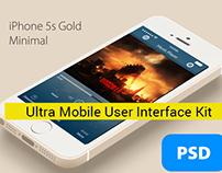 Ultra Mobile User Interface Kit