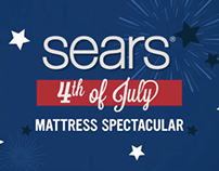 Sears Storewide and Mattress Sales