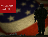 ActionNews - Military  Salute