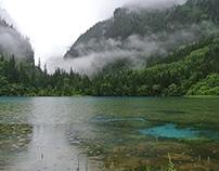 Jiǔzhàigōu, Sichuan Province China