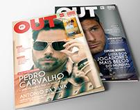 OUT PT Magazine (Junho e Julho 2014)