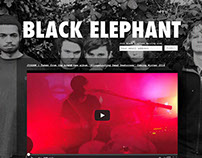 Black Elephant Official Website