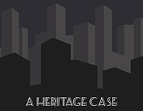 A Heritage Case. An interactive ebook.