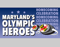 Olympic Heroes Homecoming Celebration