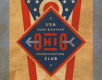 Ohio Badge & Type Hunting