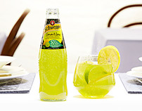 Schweppes / Creative Retouching