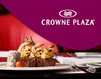 Crowne Plaza : Online Identity and Web Site