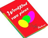 WordPad vœu pieux