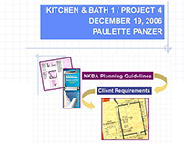 NKBA Student Design Competition 2006/2007