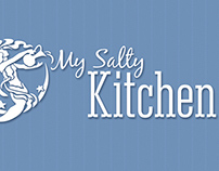 MySaltyKitchen.com website