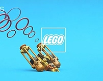 LEGO - Intergrated Brand Design