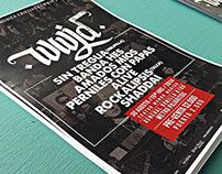 WWJD? Festival de Música. Diseño campaña integral brand