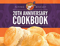 Flying Biscuit Cafe - 20th Anniversary Cookbook